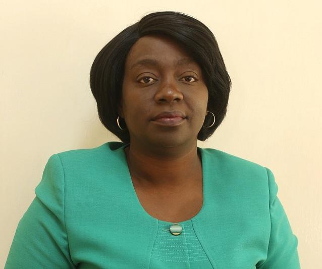 Mrs Jacqueline chikwama